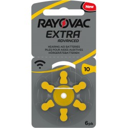 Rayovac Extra Advanced Gr. 10