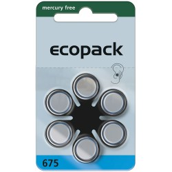 Varta ecopack Gr. 675