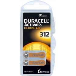 Duracell Activair Gr. 312