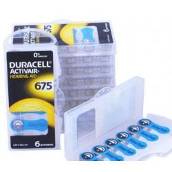 Duracell Activair Gr. 675...
