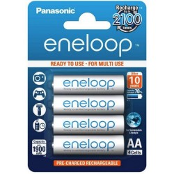 Panasonic Eneloop AA Akku...