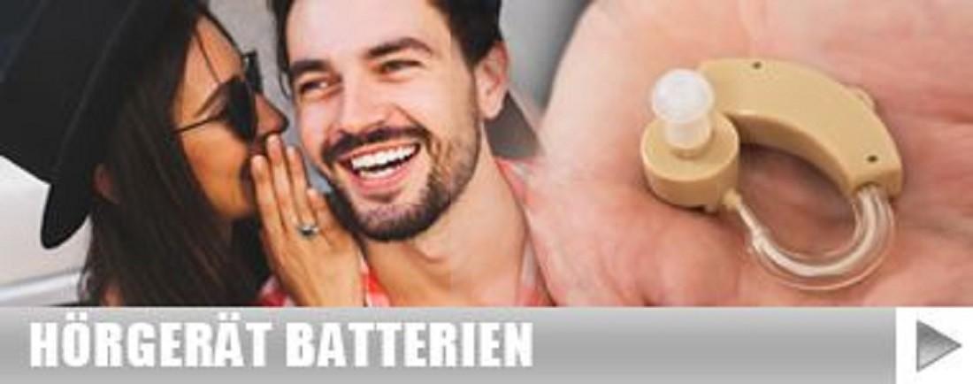 hörgeräte batterien